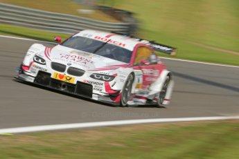 World © Octane Photographic Ltd. German Touring Cars (DTM) Brands Hatch Sunday 19th May 2013. Shakedown lap. BMW Team RMG – BMW M3 DTM – Andy Priaulx. Digital Ref:
