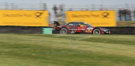 World © Octane Photographic Ltd. German Touring Cars (DTM) Brands Hatch Sunday 19th May 2013. Race. Team Rosberg – Audi RS5 DTM – Edoardo Mortara. Digital Ref: 0688cb1d6394