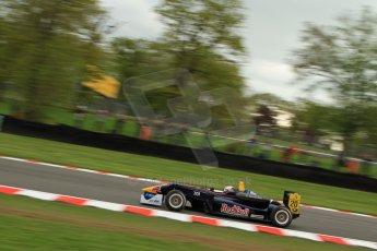 World © Octane Photographic Ltd. FIA European F3 Championship. Friday 17th May 2013. EuroInternational – Dallara F312 Mercedes – Tom Blomqvist. Digital Ref :