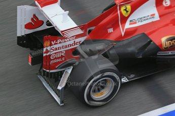 World © Octane Photographic Ltd. Formula 1 Winter testing, Barcelona – Circuit de Catalunya, 21st February 2013. Ferrari F138 - Fernando Alonso. Digital Ref: 0578lw1d2892