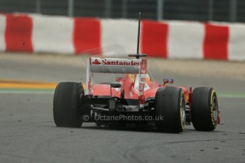 World © Octane Photographic Ltd. Formula 1 Winter testing, Barcelona – Circuit de Catalunya, 21st February 2013. Ferrari F138 - Fernando Alonso. Digital Ref: 0578lw1d3954