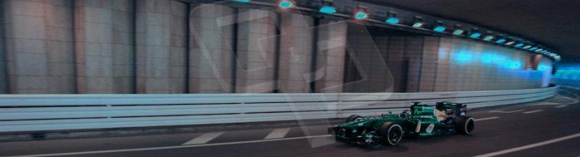 World © 2013 Octane Photographic Ltd. F1 Monaco GP, Monte Carlo -Thursday 23rd May 2013 - Practice 1. Caterham F1 Team CT03 - Charles Pic. Digital Ref : 0692lw1d6815