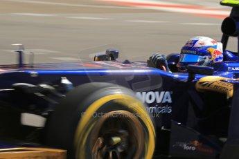 World © 2013 Octane Photographic Ltd. F1 Monaco GP, Monte Carlo -Thursday 23rd May 2013 - Practice 1. Scuderia Toro Rosso STR8 - Daniel Ricciardo. Digital Ref : 0692lw1d7127