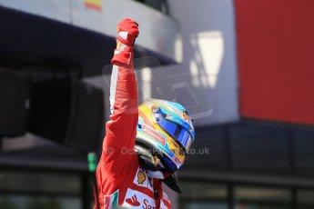 World © 2013 Octane Photographic Ltd. F1 Spanish GP, Circuit de Catalunya - Sunday 12th May 2013 - Race. Scuderia Ferrari F138 - Fernando Alonso. Digital Ref : 0674cb1d2771