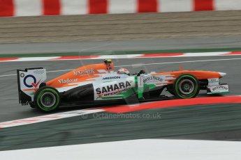 World © Octane Photographic Ltd. F1 Spanish GP, Circuit de Catalunya, Friday 10th May 2013. Practice 1. Digital Ref : 0659cb1d9079