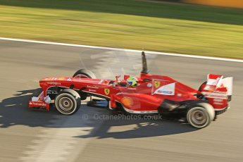 World © Octane Photographic Ltd. Formula 1 Winter Test Jerez – Day 1 – Tuesday 5th February 2013. Ferrari F138 – Felipe Massa. Digital Ref: 0571cb7d6616