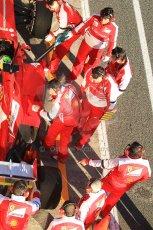 World © Octane Photographic Ltd. Formula 1 Winter Test Jerez – Day 1 – Tuesday 5th February 2013. Ferrari F138 – Felipe Massa. Digital Ref: 0571cb7d6674