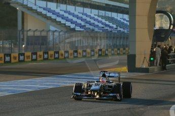 World © Octane Photographic Ltd. Formula 1 Winter Test Jerez – Day 1 – Tuesday 5th February 2013. Sauber C32, Nico Hulkenberg. Digital Ref: 0571lw1d7501