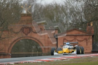 World © Octane Photographic Ltd. F3 Cup – Oulton Park - Race 1, Monday 1st April 2013. James Cross – AW Tracksport - Dallara F302/4. Digital Ref : 0624lw1d9732