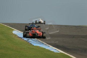 World © Octane Photographic Ltd. BRDC Formula 4 (F4) Race 1, Donington Park 28th September 2013. MSVF4-13, Hillspeed, Seb Morris. Digital Ref : 0833lw1d9743