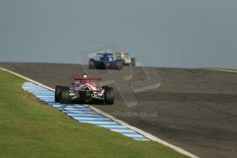 World © Octane Photographic Ltd. BRDC Formula 4 (F4) Race 1, Donington Park 28th September 2013. Digital Ref : 0833lw1d9764