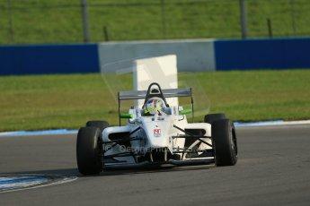 World © Octane Photographic Ltd. BRDC Formula 4 (F4) Race 1, Donington Park 28th September 2013. MSVF4-13, MGR, Matt Mason. Digital Ref : 0833lw1d9775