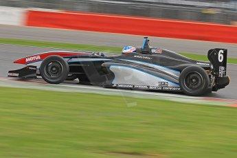 World © Octane Photographic Ltd. BRDC Formula 4 (F4) Championship, Silverstone, April 27th 2013. MSV F4-013, Sean Walkinshaw Racing, Matthew (Matty) Graham. Digital Ref : 0642cb7d9338