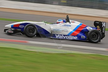 World © Octane Photographic Ltd. BRDC Formula 4 (F4) Championship, Silverstone, April 27th 2013. MSV F4-013, Mark Goodwin Racing, Jake Dalton. Digital Ref : 0642cb7d9371