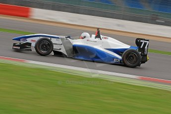 World © Octane Photographic Ltd. BRDC Formula 4 (F4) Championship Silverstone, April 27th 2013. MSV F4-013, Motionsport, Simon Rudd. Digital Ref : 0642cb7d9420