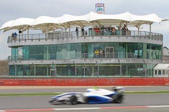 World © Octane Photographic Ltd. BRDC Formula 4 (F4) Championship, Silverstone, April 27th 2013. MSV F4-013, Motionsport, Ross Gunn. Digital Ref : 0642cb7d9464