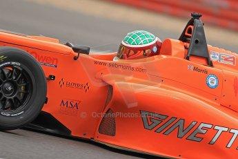 World © Octane Photographic Ltd. BRDC Formula 4 (F4) Championship, Silverstone, April 27th 2013. MSV F4-013, Hillspeed, Seb Morris. Digital Ref : 0642cb7d9482