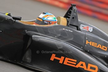 World © Octane Photographic Ltd. BRDC Formula 4 (F4) Championship, Silverstone, April 27th 2013. MSV F4-013, Team KBS, Falco Wauer. Digital Ref : 0642cb7d9517