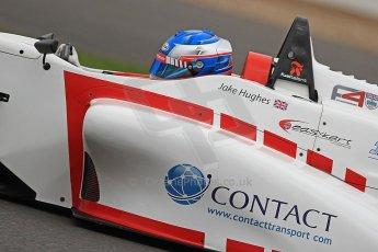 World © Octane Photographic Ltd. BRDC Formula 4 (F4) Championship, Silverstone, April 27th 2013. MSV F4-013, Lanan Racing, Jake Hughes. Digital Ref : 0642cb7d9529