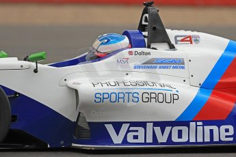 World © Octane Photographic Ltd. BRDC Formula 4 (F4) Championship, Silverstone, April 27th 2013. MSV F4-013, Mark Goodwin Racing, Jake Dalton. Digital Ref : 0642cb7d9553