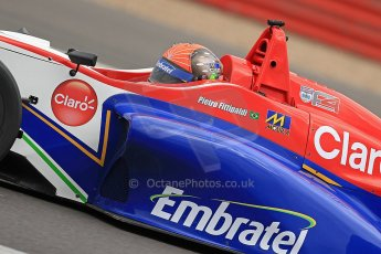 World © Octane Photographic Ltd. BRDC Formula 4 (F4) Championship, Silverstone, April 27th 2013. MSV F4-013, Mark Goodwin Racing, Pietro Fittipaldi. Digital Ref : 0642cb7d9557