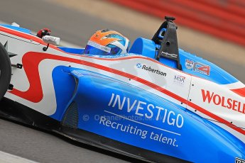 World © Octane Photographic Ltd. BRDC Formula 4 (F4) Championship, Silverstone, April 27th 2013. MSV F4-013, HHC Motorsport, Charlie Robertson. Digital Ref : 0642cb7d9561