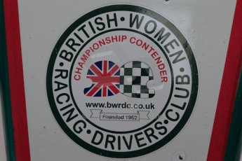 World © Octane Photographic Ltd. BRDC Formula 4 (F4) Championship, Silverstone, April 27th 2013, Alice Powell, British Women Racing Drivers Club bwrdc.com. Digital Ref : 0642lw1d6206
