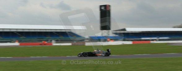 World © Octane Photographic Ltd. BRDC Formula 4 (F4) Championship, Silverstone, April 27th 2013. MSV F4-013, Team KBS, Falco Wauer. Digital Ref : 0642lw1d6295