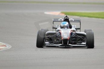 World © Octane Photographic Ltd. BRDC Formula 4 (F4) Championship, Silverstone, April 27th 2013. MSV F4-013, Sean Walkinshaw Racing, Jack Barlow. Digital Ref : 0642lw7d6951