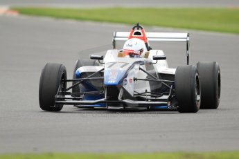 World © Octane Photographic Ltd. BRDC Formula 4 (F4) Championship Silverstone, April 27th 2013. MSV F4-013, Motionsport, Simon Rudd. Digital Ref : 0642lw7d6954