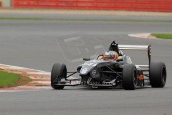 World © Octane Photographic Ltd. BRDC Formula 4 (F4) Championship, Silverstone, April 27th 2013. MSV F4-013, Team KBS, Falco Wauer. Digital Ref : 0642lw7d7044