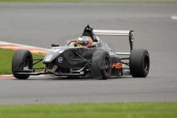 World © Octane Photographic Ltd. BRDC Formula 4 (F4) Championship, Silverstone, April 27th 2013. MSV F4-013, Team KBS, Falco Wauer. Digital Ref : 0642lw7d7143