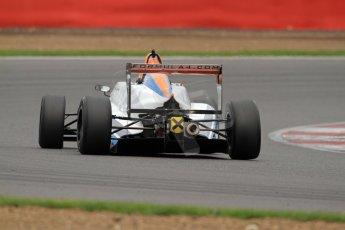 World © Octane Photographic Ltd. BRDC Formula 4 (F4) Championship, Silverstone, April 27th 2013. MSV F4-013, James Greenway. Digital Ref : 0642lw7d7171