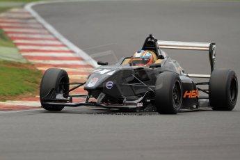 World © Octane Photographic Ltd. BRDC Formula 4 (F4) Championship, Silverstone, April 27th 2013. MSV F4-013, Team KBS, Falco Wauer. Digital Ref : 0642lw7d7224
