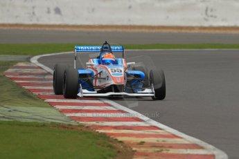 World © Octane Photographic Ltd. BRDC Formula 4 (F4) Championship, Silverstone, April 27th 2013. MSV F4-013, HHC Motorsport, Charlie Robertson. Digital Ref : 0642lw7d7270