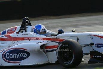 World © Octane Photographic Ltd. Brands Hatch, Qualifying, Sunday 24th November 2013. BRDC Formula 4 Winter Series, MSV F4-13, Will Palmer – HHC Motorsport. Digital Ref : 0866lw1d7245