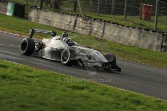 World © Octane Photographic Ltd. Brands Hatch, Qualifying, Sunday 24th November 2013. BRDC Formula 4 Winter Series, MSV F4-13,  – Kieran Vernon - Hillspeed. Digital Ref : 0866lw1d7454