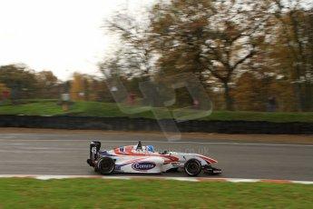 World © Octane Photographic Ltd. Brands Hatch, Qualifying, Sunday 24th November 2013. BRDC Formula 4 Winter Series, MSV F4-13, Will Palmer – HHC Motorsport. Digital Ref : 0866lw7d4402