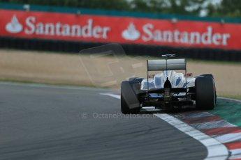 World © Octane Photographic Ltd. F1 German GP - Nurburgring. Saturday 6th July 2013 - Practice three. Sauber C32 - Nico Hulkenberg. Digital Ref : 0744lw1d6432