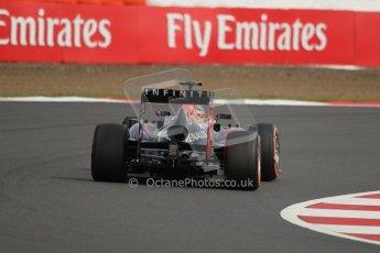 World © Octane Photographic Ltd. F1 British GP - Silverstone, Saturday 29th June 2013 - Practice 3. Infiniti Red Bull Racing RB9 - Sebastian Vettel. Digital Ref : 0729lw1d0578