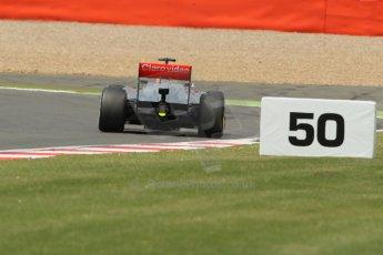 World © Octane Photographic Ltd. F1 British GP - Silverstone, Saturday 29th June 2013 - Qualifying. Vodafone McLaren Mercedes MP4/28 - Jenson Button. Digital Ref : 0730lw1d1458