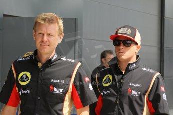 World © Octane Photographic Ltd. F1 British GP - Silverstone, Sunday 30th June 2013 – F1 Paddock.  Digital Ref : 0733lw1d1891