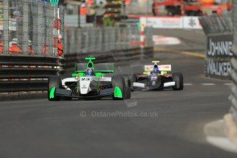 World © Octane Photographic Ltd. World Series by Renault (WSR) Monaco – Monte-Carlo.  Zeta Corse - Carlos Sainz Jr and Pons Racing – Nicolay Martensko. Saturday 25th May 2013. Digital Ref : 0710lw1d9091