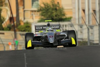 World © Octane Photographic Ltd. World Series by Renault (WSR) Monaco – Monte-Carlo. International Draco Racing – Andre Negaro. Saturday 25th May 2013. Digital Ref : 0710lw1d9272