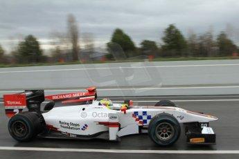World © Octane Photographic Ltd. GP2 Winter testing, Barcelona, Circuit de Catalunya, 6th March 2013. ART Grand Prix – James Calado. Digital Ref: 0586lw7d1661