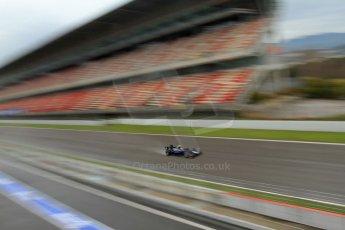 World © Octane Photographic Ltd. GP2 Winter testing, Barcelona, Circuit de Catalunya, 6th March 2013. RUSSIAN TIME – Tom Dillmann. Digital Ref: 0586lw7d1694