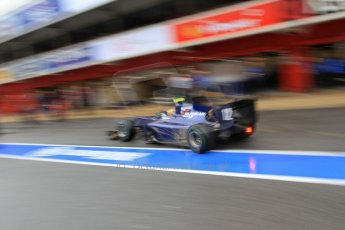 World © Octane Photographic Ltd. GP2 Winter testing, Barcelona, Circuit de Catalunya, 6th March 2013. RUSSIAN TIME – Tom Dillmann. Digital Ref: 0586lw7d1950