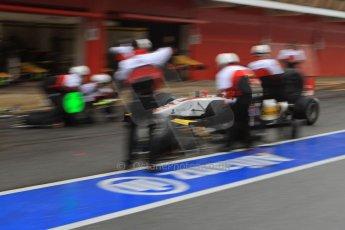 World © Octane Photographic Ltd. GP2 Winter testing, Barcelona, Circuit de Catalunya, 6th March 2013. ART Grand Prix – Daniel Abt. Digital Ref: 0586lw7d1980