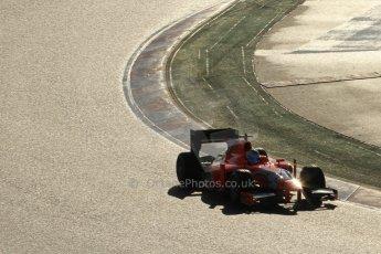 World © Octane Photographic Ltd. GP2 Winter testing, Barcelona, Circuit de Catalunya, 7th March 2013. Arden – Mitch Evans. Digital Ref: 0587lw7d2043