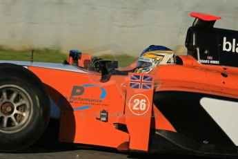 World © Octane Photographic Ltd. GP2 Winter testing, Jerez, 26th February 2013. Arden – Johnny Cecotto. Digital Ref: 0580cb1d5695